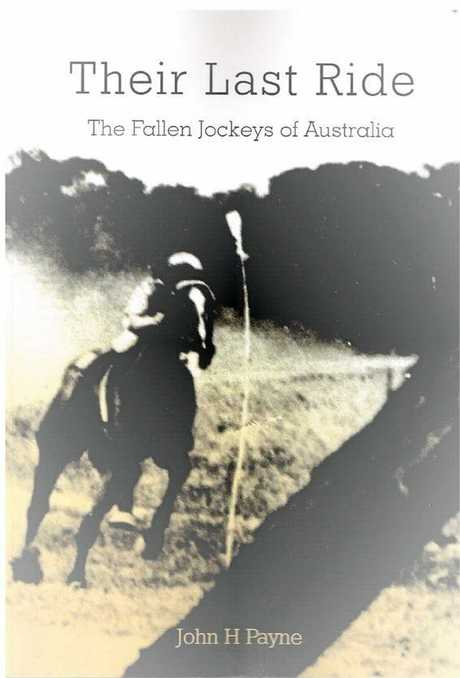 Front cover of book, Their Last Ride