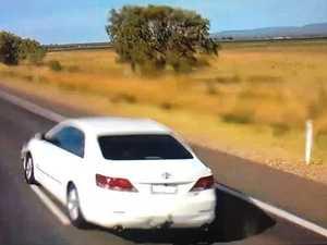 'Impatient' drivers close calls caught on truckie's dashcam