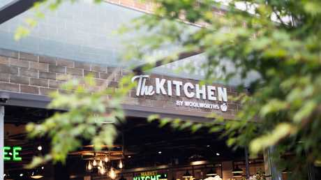 The Kitchen by Woolworths is a new health and wellness store in Sydney's Double Bay. Picture: Will Salkeld Photography