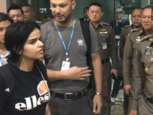 Saudi teen could escape to Australia