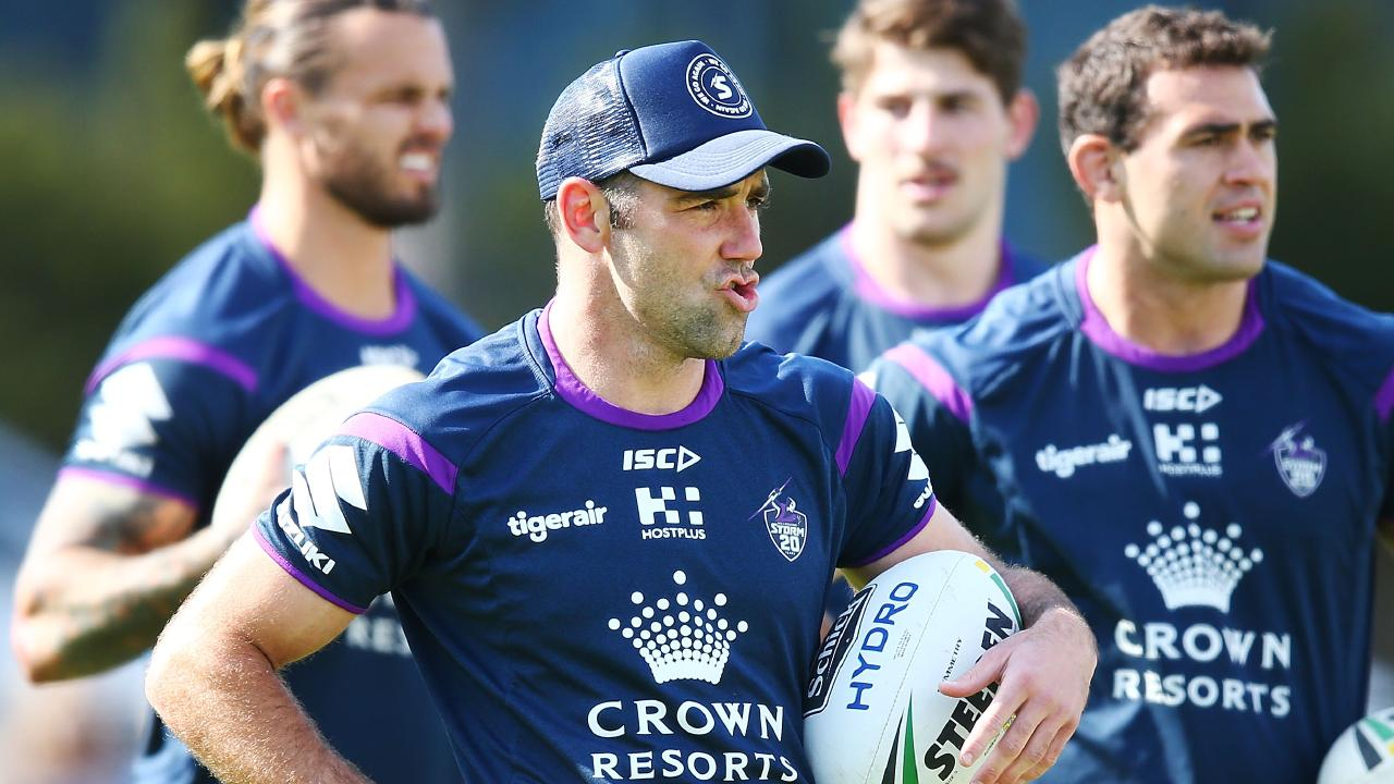 Cameron Smith has rejected reports of a rift between he and young gun Brandon Smith.