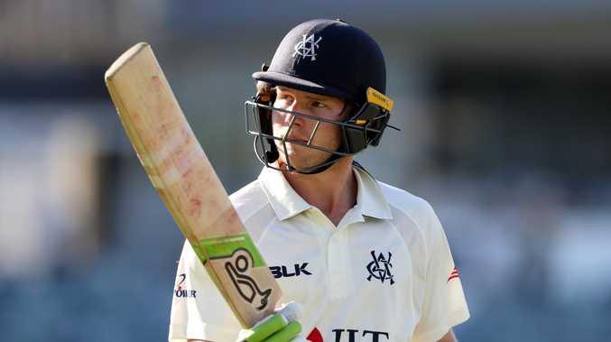 Will Pucovski scored 243 against Western Australia earlier this season.