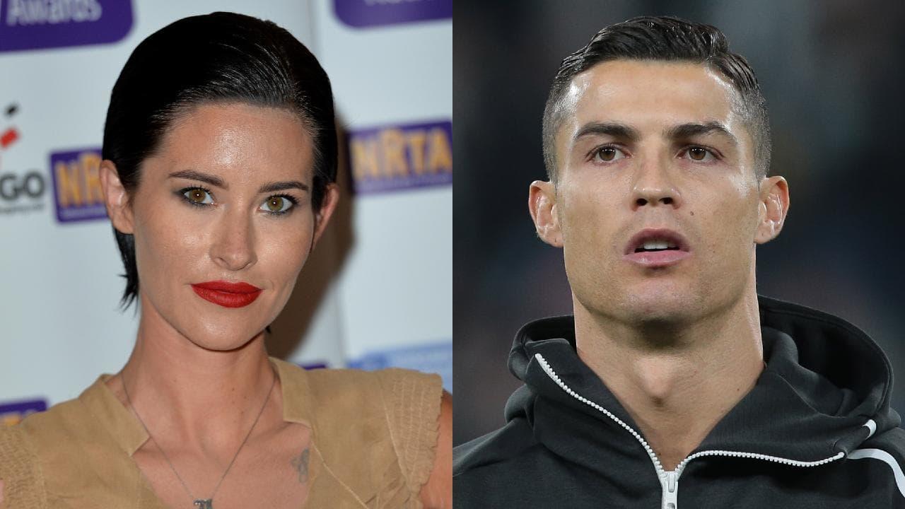 Jasmine Lennard has reached out to Cristiano Ronaldo's rape accuser.