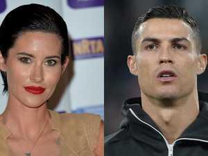 'Psycho!': Ronaldo ex's stunning threat