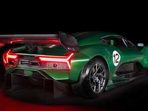 Insane Aussie race car to be made street-legal