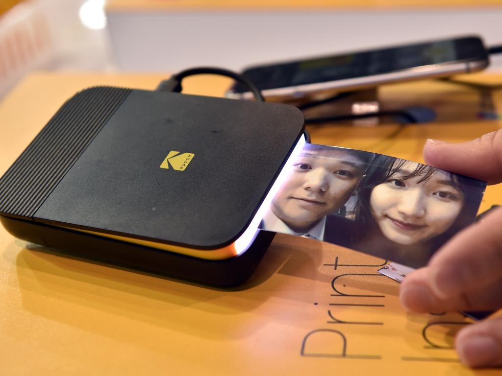 Kodak's Instant Smile Classic will retail for around $US150.