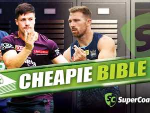 SuperCoach NRL Cheapie Bible: 11 rookies added