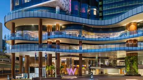 W Brisbane is among the five-star hotels extracting cash from big-spending tourists.