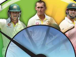 The six Aussies sweating on spots for Sri Lanka series