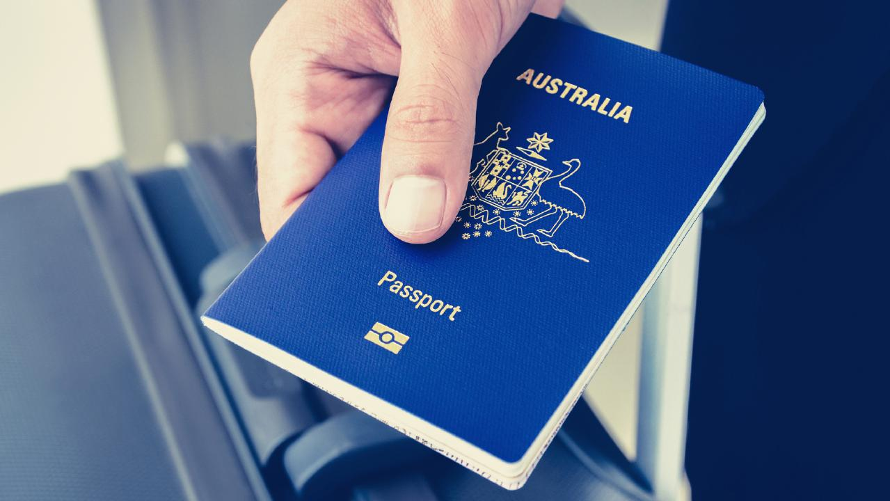 Australia's passport is less powerful than it was