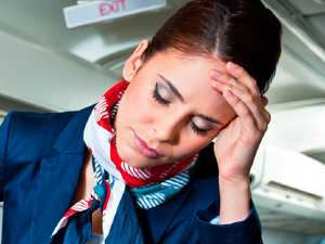 What you should never say to an air hostess