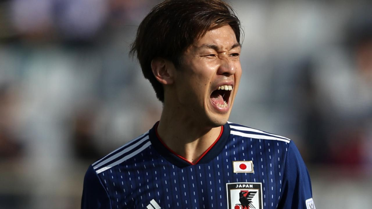 Yuya Osako's double helped Japan come from behind to beat Turkmenistan.