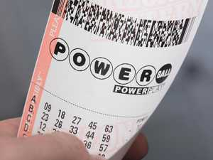 One winner scoops $107m in Powerball record