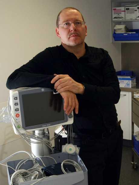 Dr Michael Slancar.