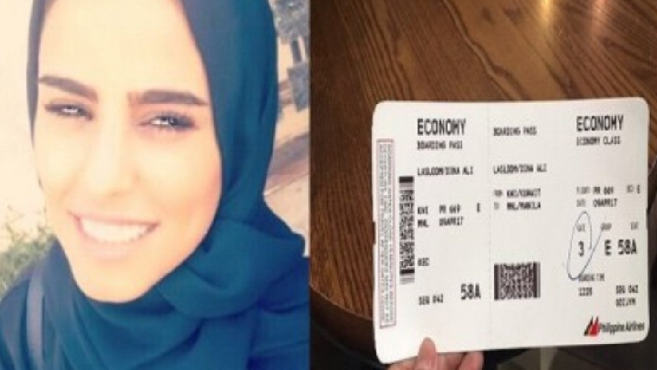 Dina Ali Lasloom, a 24-year-old Saudi woman, has not been seen since she was deported from Philippine airport against her will in April, 2017.