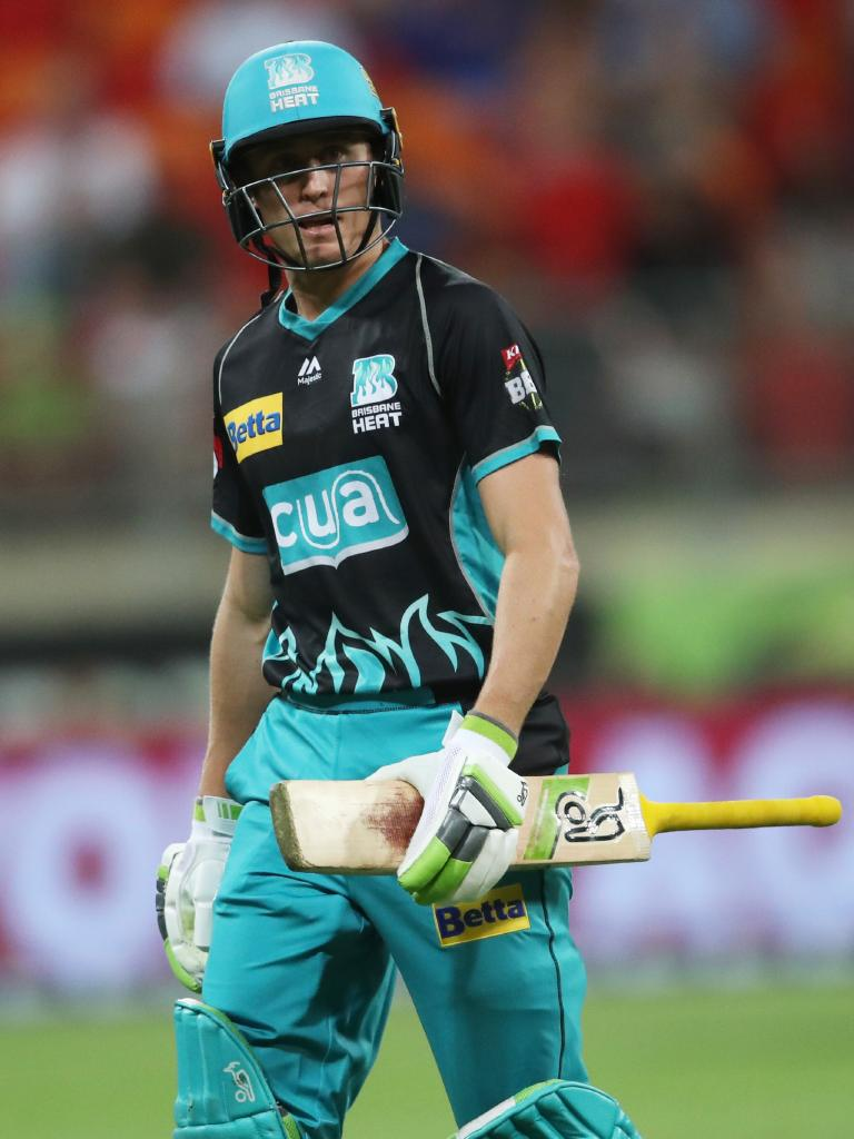 Marnus Labuschagne in action for the Heat. Picture: Phil Hillyard