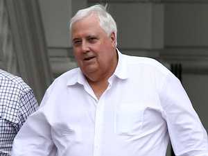 Palmer party constitution 'copied from LNP'