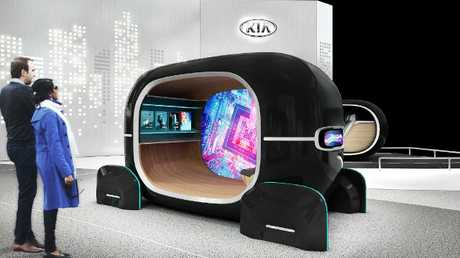 Kia's Real-time Emotion Adaptive Driving System would be able to sense your emotions.