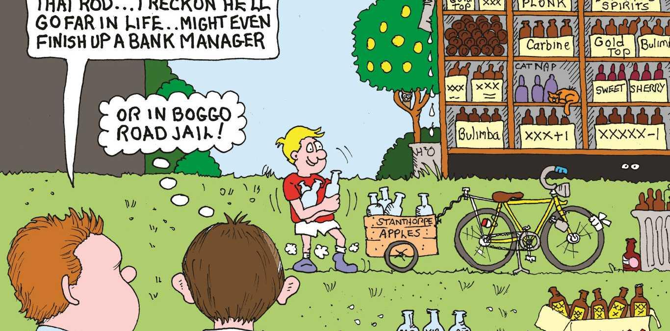 Peter Patter cartoon for 11/1/19