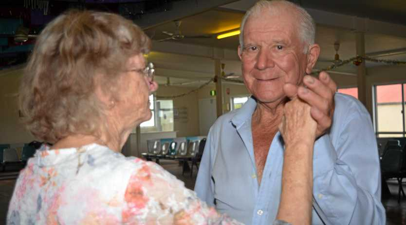 MILESTONE: Fay and Vince Reinke will celebrated Vince's 60th anniversary at the hall.