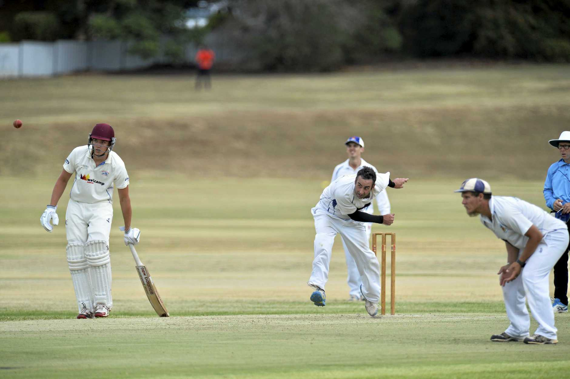 Rick Smith's experience will be vital for the Toowoomba Plunkett Cup team against Ipswich and West Moreton.