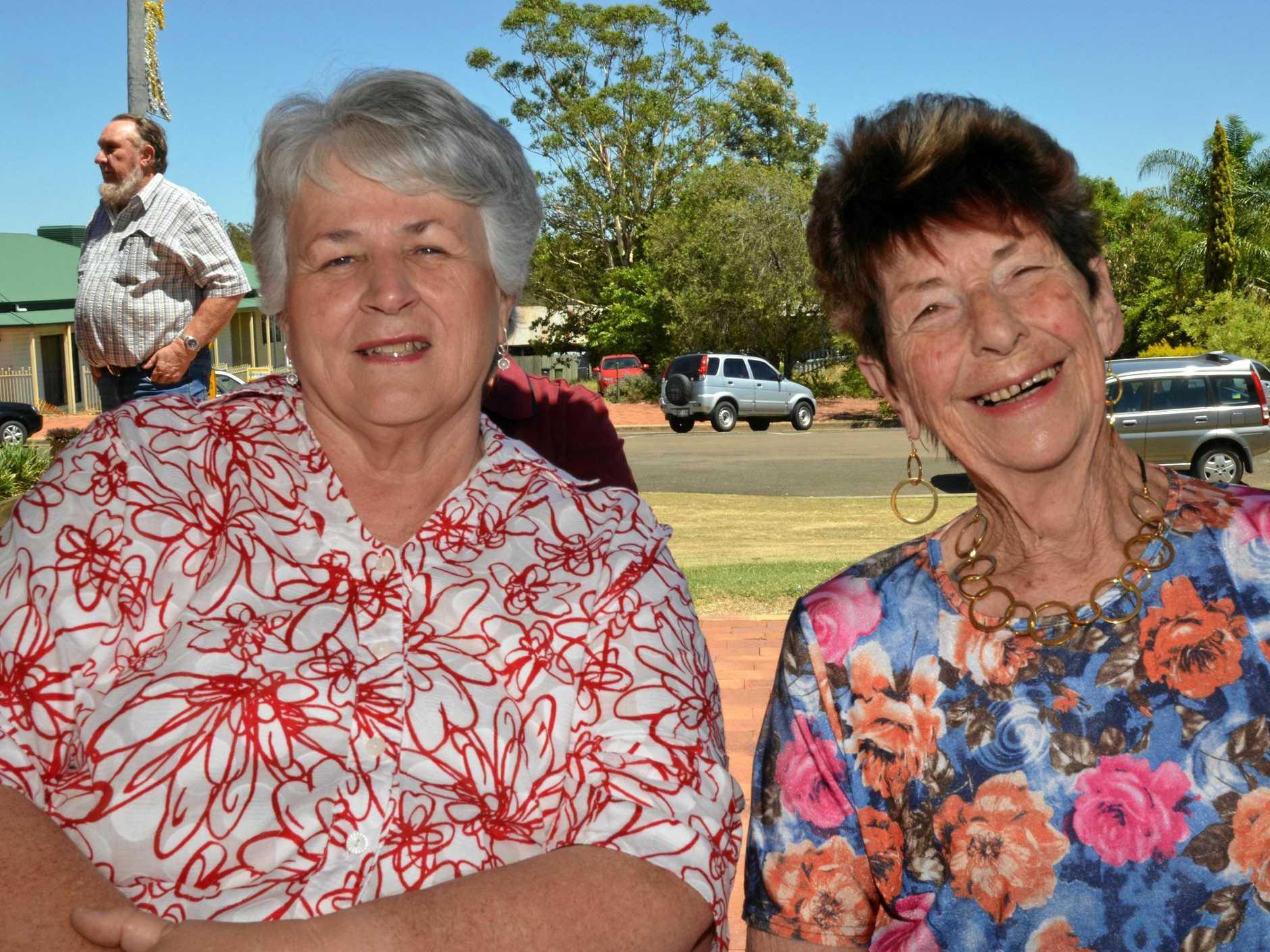 Alison Iszlaub, the wife of former Wondai mayor, the late Percy Iszlaub, passed away peacefully on Wednesday November 14, aged 82 years old.