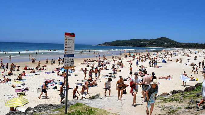 Visitor numbers to the North Coast continue to climb.