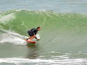 A renewed east swell will greet surfers this weekend