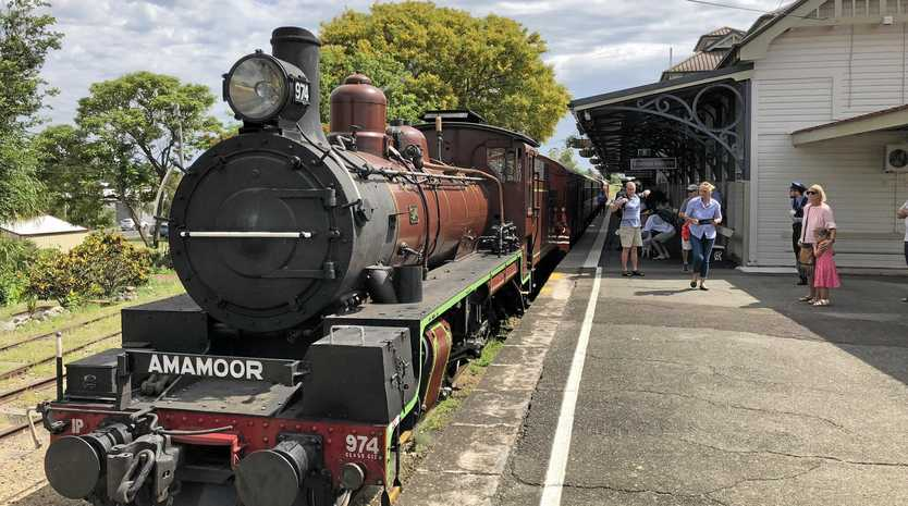 RETURN LINE: The Rattler Railway Company is refuting several claims made in the wake of their decision to drop Dagun from the heritage train's line.