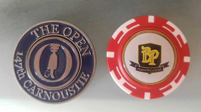 STOLEN: Poker chips similar to those stolen in a burglary in Eimeo between December 24 and January 9.