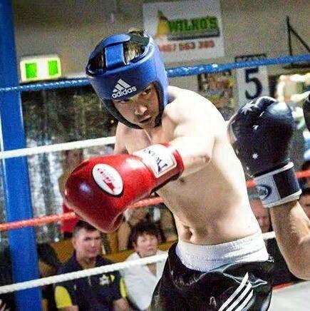 MISSED: Former amateur boxer and Australian Army infantryman Les Madden.