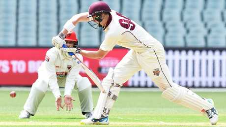 Matthew Renshaw solid in defence for Queensland.