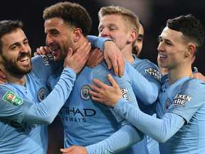 No pity from City as EPL big guns hit nine