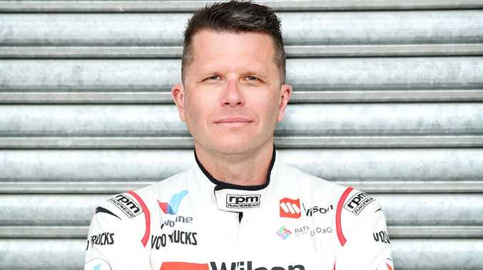 Garth Tander has joined the Red Bull Holden Racing Team. Picture: Tim Hunter