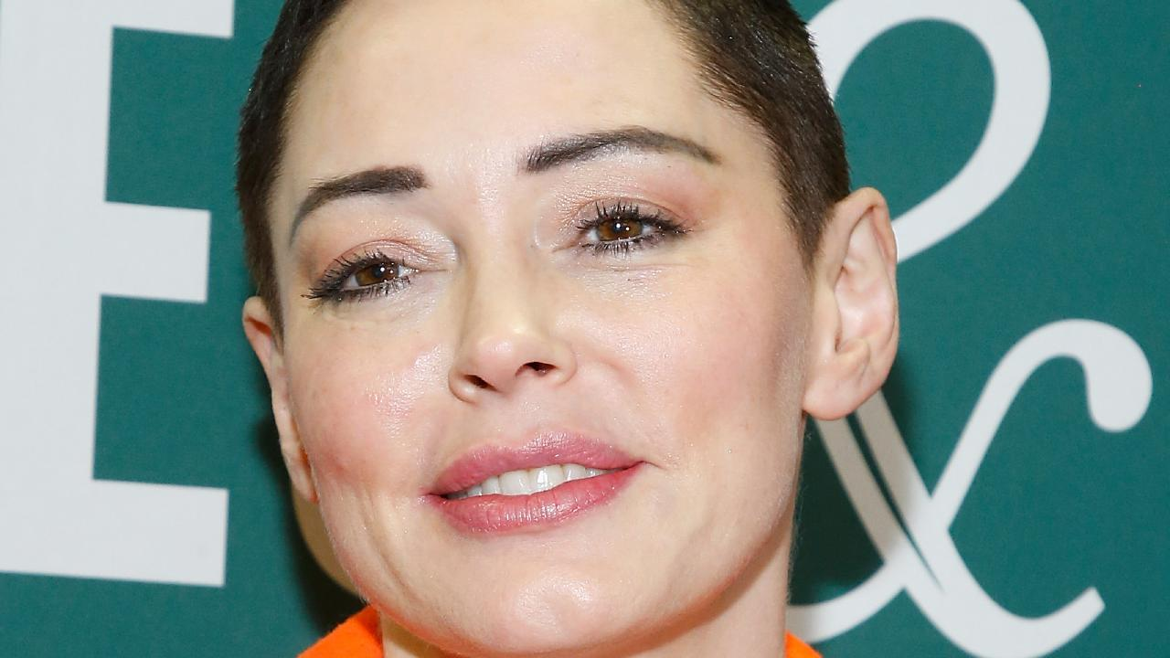 Rose McGowan will plead no contest after being charged with cocaine possession. Picture: Getty Images