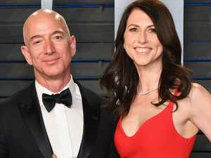 World's richest man to divorce