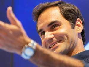 Federer dishes ultimate compliment