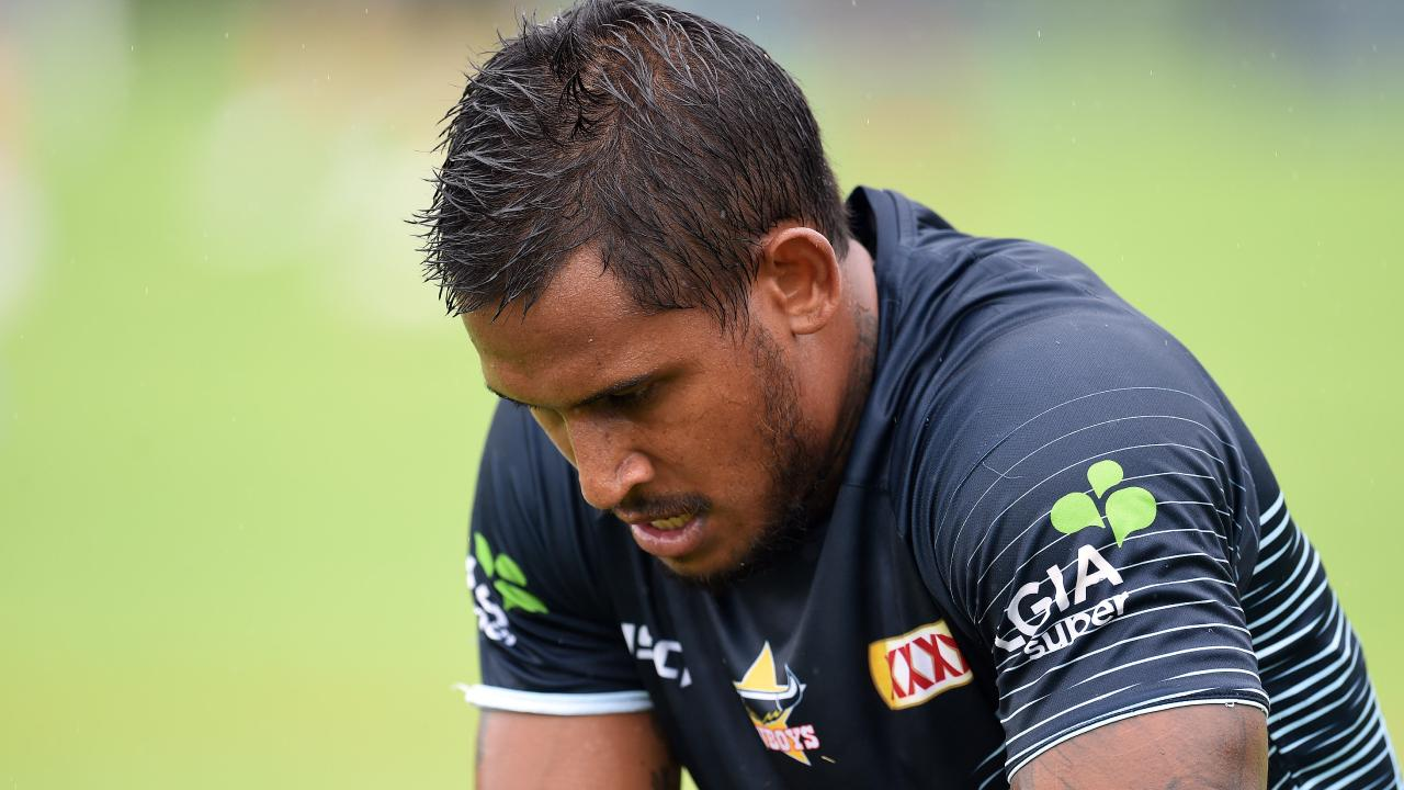 Ben Barba has joined the Cowboys. Picture: Zak Simmonds