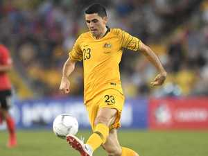 Rogic, Nabbout hand Socceroos timely boost
