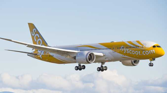 Scoot Airlines are launching a $189 flight to Laos. Picture: Scoot John Burfitt