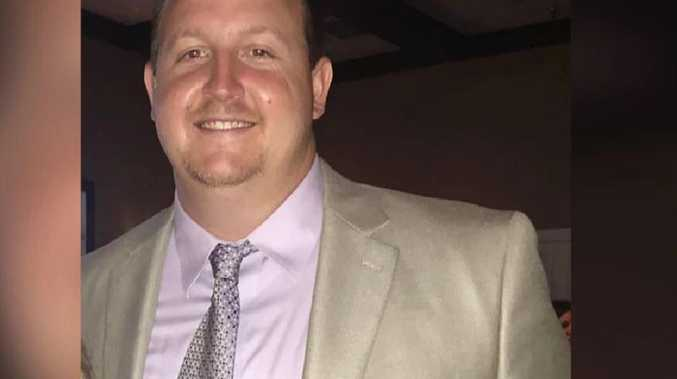 LSU lineman Matt Branch lost his leg in a hunting accident.