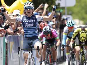 Leti rips: Italian youngster wins Stage 1