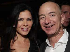 Jeff Bezos' secret new relationship