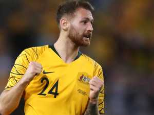 Knee injury ends season for Socceroo Boyle