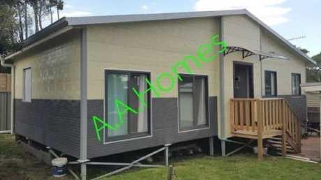 They have multiple uses including as cabins in caravan parks. Picture: Supplied