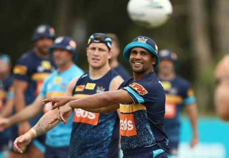 Tyrone Peachey has joined the Titans.
