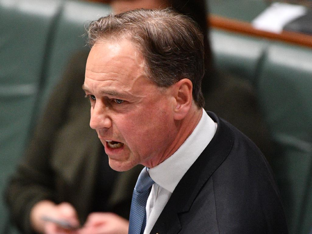 Health Minister Greg Hunt has insisted the reforms would not change people's health cover. Picture: AAP