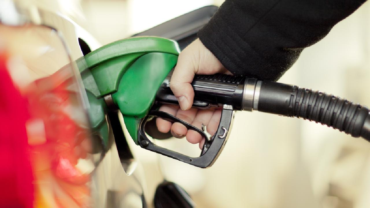 Think about when you should fill up at the petrol station.