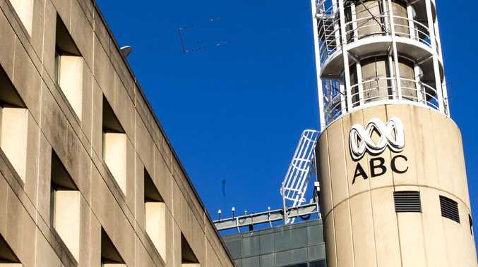 The ABC Building in Ultimo, the broadcaster has admitted to underpaying 2500 casual staff. Picture: Damian Shaw