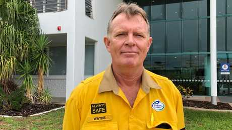Ergon Energy's Wayne Alderman said the new guidelines were about keeping workers safe.